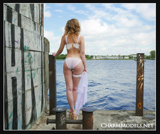 Elegant glamour photo and video sessions with adorable European womans CharmModels.net
